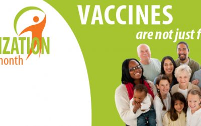 National Immunization Awareness Month (August)